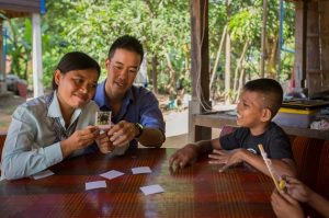 speech therapy playing cards