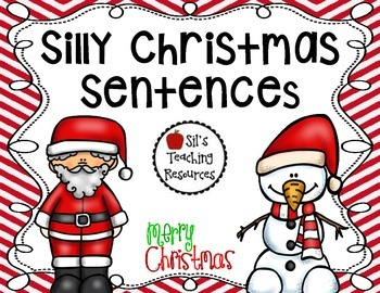 silly christmas sentence therapy travelers