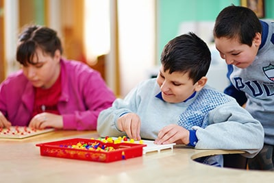 strategies for teaching students with intellectual disabilities