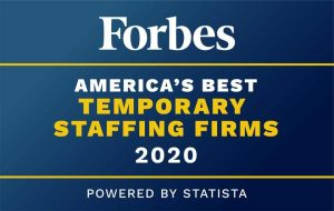 therapytravelers forbes best temporary staffing firms 2020